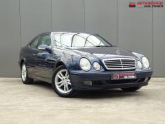 Mercedes-Benz-CLK-Klasse-1