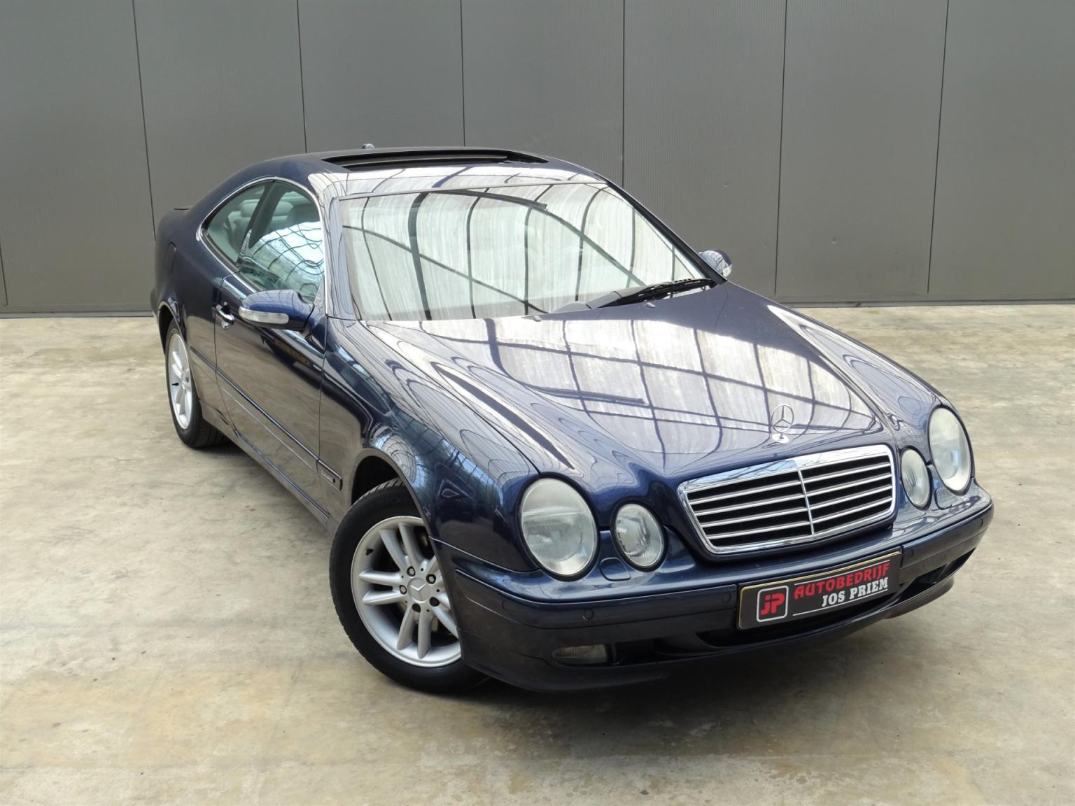 Mercedes-Benz-CLK-Klasse-35